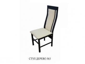 Стул дерево 3 - Мебельная фабрика «Мир стульев»