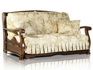 Диван прямой  Фрегат 1 - Мебельная фабрика «Качканар-мебель»