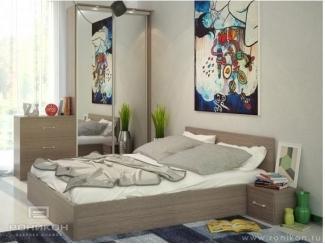 Спальня Каменный Пляж Веста-1 - Мебельная фабрика «Роникон»
