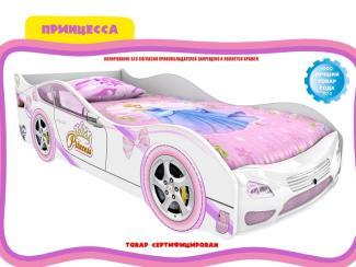 Кровать детская Принцесса