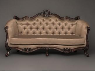 Трехместный диван Лувр  - Мебельная фабрика «Berger»