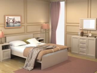 Спальня вариант 23 - Мебельная фабрика «Уют сервис»