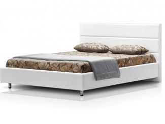 Белая кровать Грейс  - Мебельная фабрика «Diron», г. Челябинск