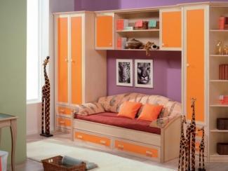 Детская Настёна - Мебельная фабрика «Паганель»