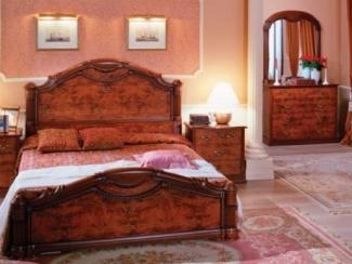 спальный гарнитур Раис 4 - Мебельная фабрика «Дана»