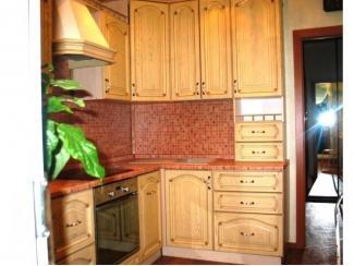 Угловая классическая кухня - Мебельная фабрика «Сакс»