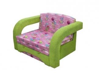 Детский диван Юниор 2.1 - Мебельная фабрика «Аквилон»