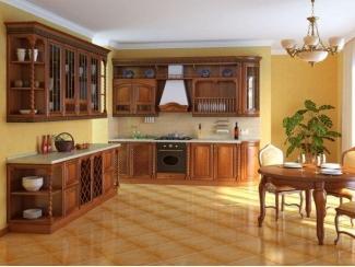 Классическая угловая кухня  - Мебельная фабрика «Найди»