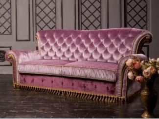 Прямой диван Жаннет