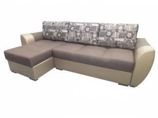 Качественный угловой диван Пингвин 2-6 - Мебельная фабрика «Лама», г. Смоленск