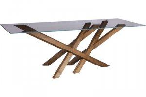 Стол CROSS - Импортёр мебели «Мебель-Кит»