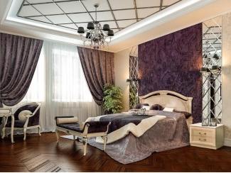 Спальный гарнитур Лючия  - Мебельная фабрика «Ульяновскмебель (Эвита)»