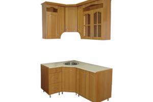 Кухня Рома угловая - Мебельная фабрика «Мебельный Арсенал»