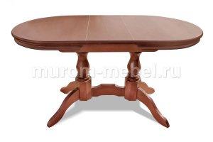 Кухонный раздвижной стол Мемфис - Мебельная фабрика «Муром-мебель»