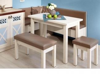 Кухонный уголок Сити  Дуб Прованс - Мебельная фабрика «Любимый дом (Алмаз)»