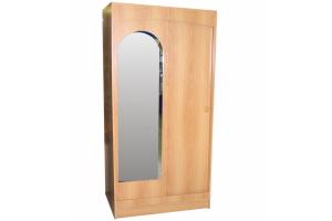 Шкаф-купе 2-ух створчатый Надежда - Мебельная фабрика «Мебельный Арсенал»