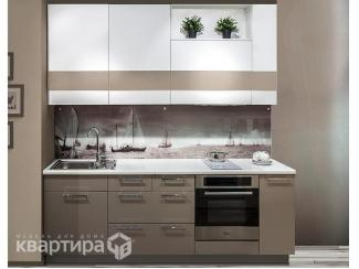 Кухонный гарнитур прямой Виола 2 - Мебельная фабрика «Квартира 48 (Камеа)»