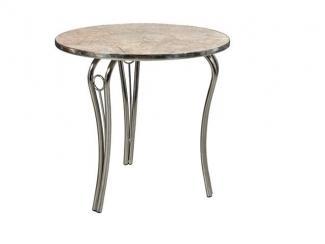 Стол Силуэт круглый - Мебельная фабрика «5 с плюсом»