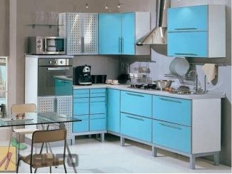 Угловая кухня Блю