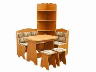 уголок Трапеза М Славянский макси - Мебельная фабрика «Боринское»