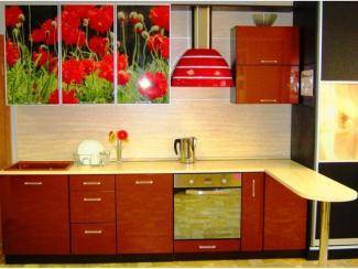 кухня прямая Золушка МДФ - Мебельная фабрика «Киржачская мебельная фабрика»