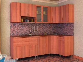 кухня угловая «Люкс» - Мебельная фабрика «Мир Мебели»