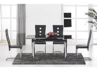 Стол обеденный TB-018/4 - Импортёр мебели «Мебель Глобал (Малайзия, Китай, Тайвань)», г. Краснодар