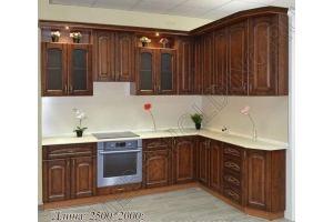 Классическая угловая кухня  - Мебельная фабрика «Мебель Холдинг»