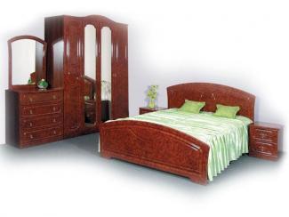 Спальный гарнитур Виктория - Мебельная фабрика «Северная Двина»