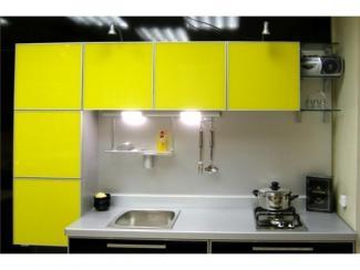 Кухонный гарнитур прямой - Мебельная фабрика «Таита»