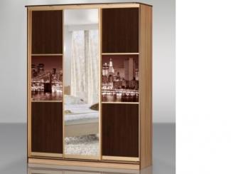 Шкаф-купе фотопечать - Мебельная фабрика «Альянс 21 век»