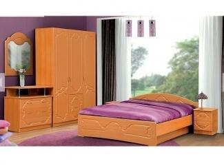 Классическая мебель для спальни Диана 1 - Мебельная фабрика «Скиф»