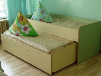 Кровать Двухъярусная - Мебельная фабрика «12 стульев»
