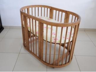 Детская кроватка разборная - Мебельная фабрика «Версаль»