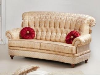 Диван французская раскладушка Медея 2 - Мебельная фабрика «ALVI SALOTTI»
