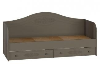 Односпальная кровать с ящиками  - Мебельная фабрика «Компасс»