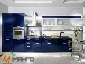 Кухня прямая Лагуна - Мебельная фабрика «Манго»