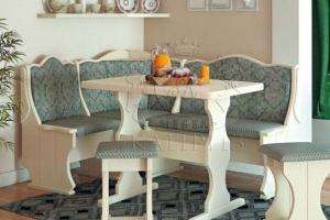 Кухонный уголок «Новый» - Мебельная фабрика «Каприз»