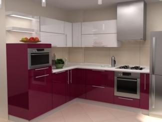 Кухонный гарнитур угловой Поллето - Мебельная фабрика «Градиент-мебель»