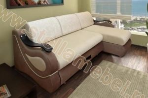 Угловой диван Виктория - Мебельная фабрика «Стелла»