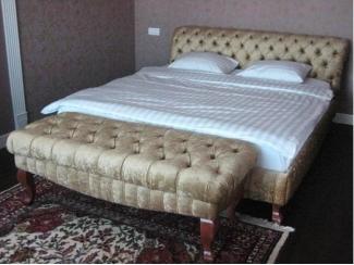 Кровать 10 - Мебельная фабрика «Джокондо арте»