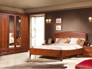 Спальный гарнитур Скарлетт 1 - Мебельная фабрика «Гомельдрев»