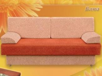 Диван прямой Блюз Еврокнижка - Мебельная фабрика «Росмебель»