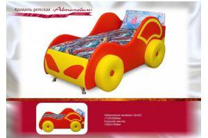 Детская кровать Автомобиль - Мебельная фабрика «Мебель Волга»