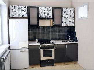 Кухня прямая Азалия - Мебельная фабрика «Евромебель»