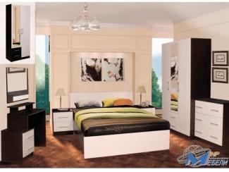 Спальня Николь - Мебельная фабрика «Мир Мебели»