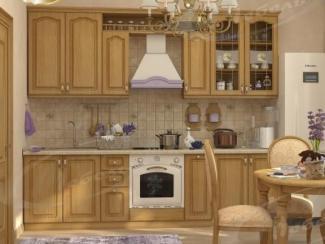 Кухня прямая «Бавария Леон» - Мебельная фабрика «Ладос-мебель»