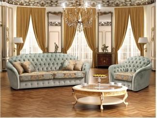 Диван прямой Брюссель - Мебельная фабрика «Аллегро-Классика»