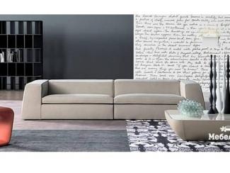 Стильный диван в форме трапеции Клаус - Мебельная фабрика «МебельЛайн»