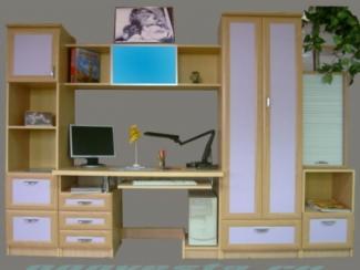 Гостиная стенка Малыш – 6 - Мебельная фабрика «Веста»